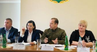 В обговоренні взяли участь народна депутатка, керівники лісгоспу та краю