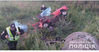 У селі Боголюби Луцького району сталася смертельна аварія