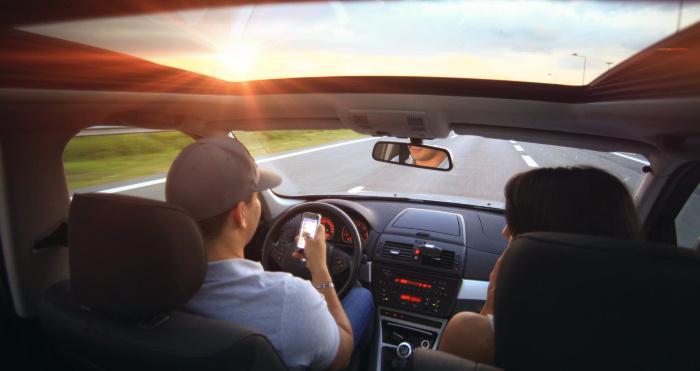 Втомлений водій — джерело підвищеної небезпеки на дорозі.