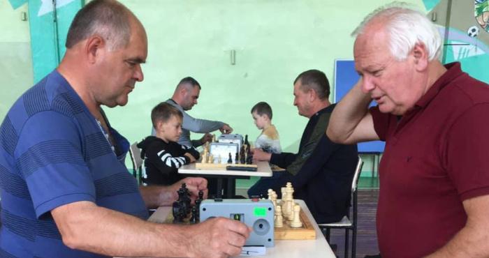 Відбувся відкритий шахово-шашковий фестиваль