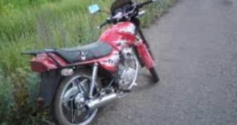 У селі Карпилівка піймали нетверезого мотоцикліста
