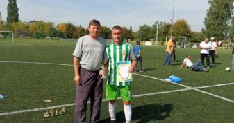 Команда з Каменя-Каширського виграла футбольний турнір у Ковелі