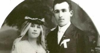 Геновефа та Владислав, 1919 р.