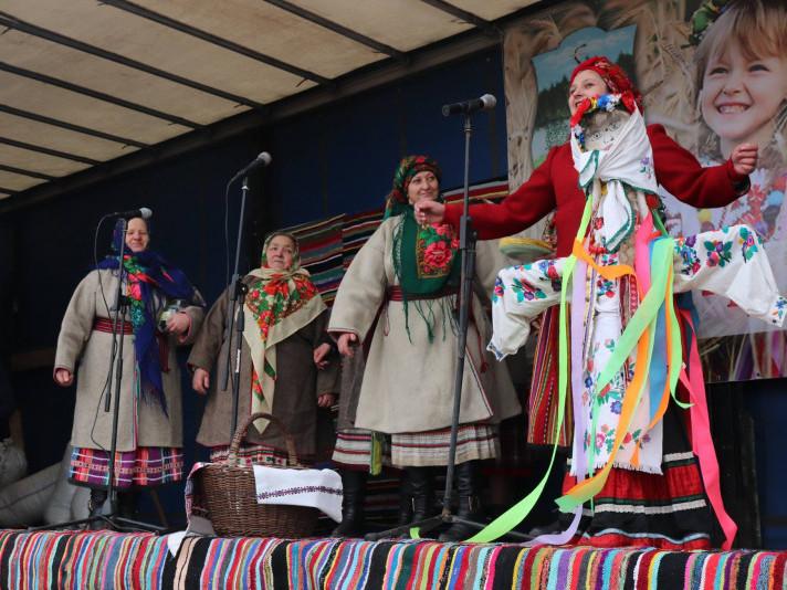 Як у Гуто-Боровенській ОТГ Масницю святкували
