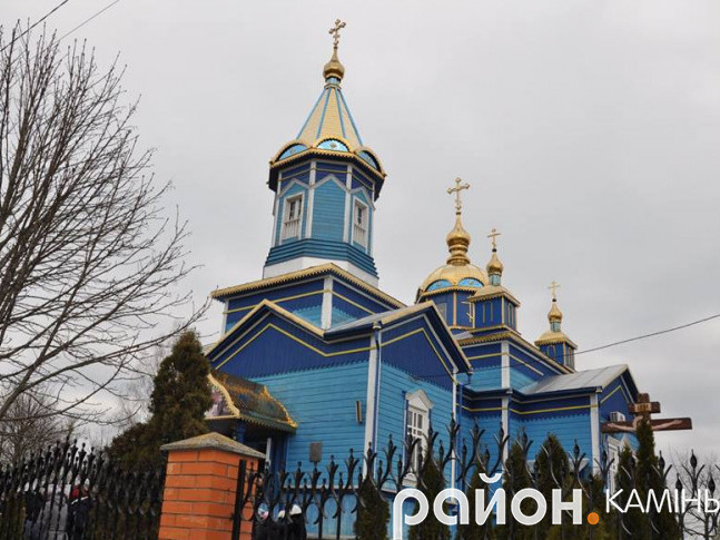 Друга церковна громада Камінь-Каширщини має намір перейти до ПЦУ