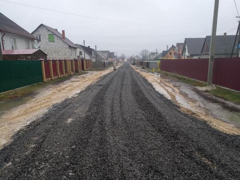 Більше 6 мільйонів гривень у 2018 році Камінь-Каширська міська рада виділила на дороги райцентру