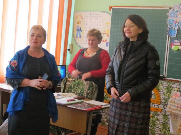 Ірина Констанкевич: «Фінансування сільських шкіл треба збільшувати»