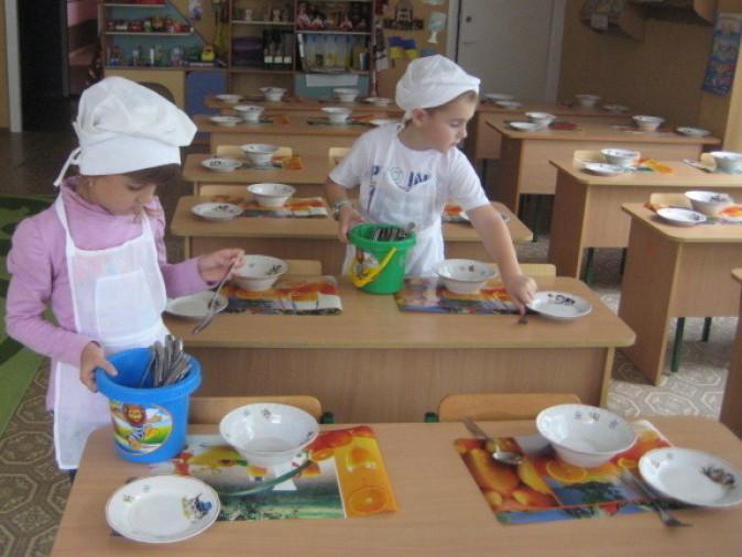 На Камінь-Каширщині затвердили вартість харчування дітей у ДНЗ