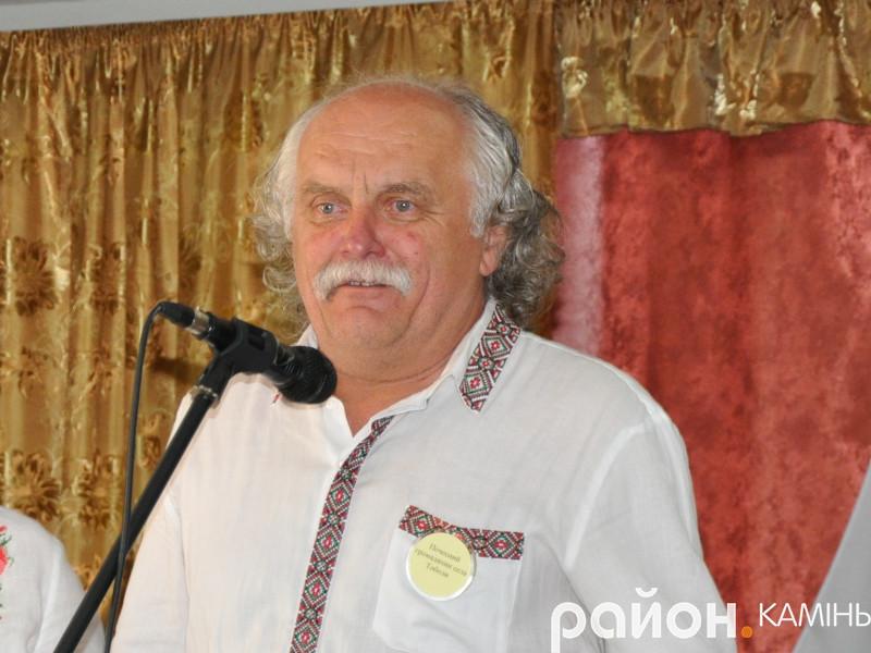 Віктор Давидюк претендує на Міжнародну премію імені Івана Франка