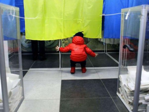 Явка виборців на 23 територіальному виборчому окрузі на 15 годину