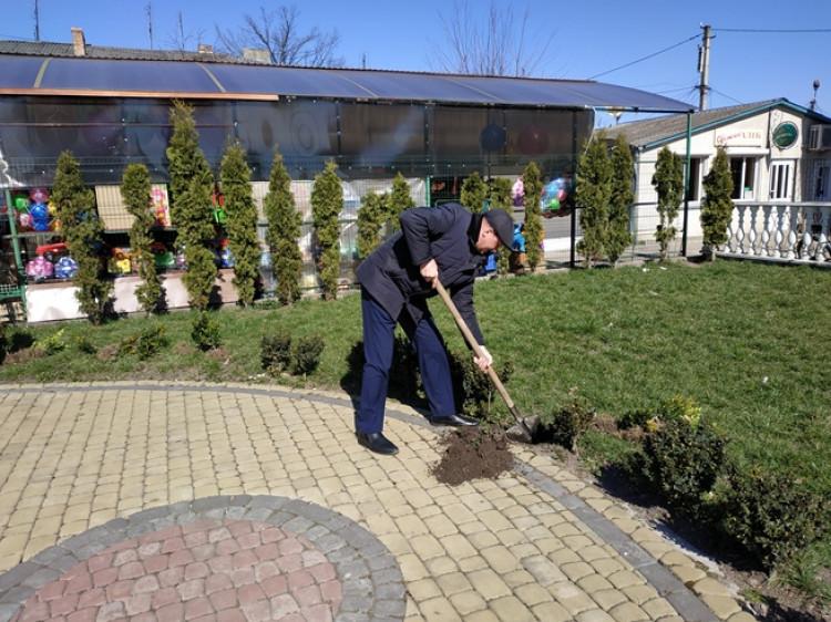 У Камені-Каширському провели екологічну акцію