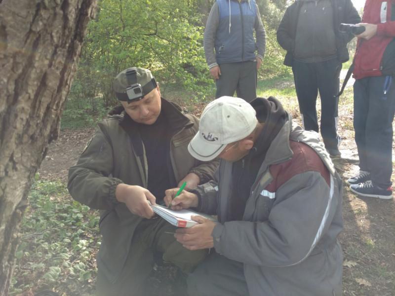 На Озюрку виявили порушника правил рибальства