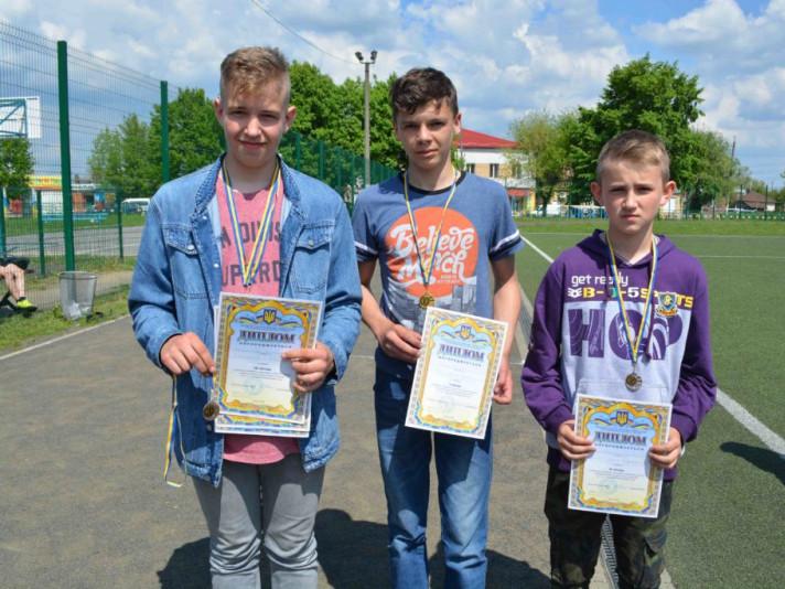 Камінь-каширські школярі зайняли призові місця в обласних змаганнях з авіамодельного спорту