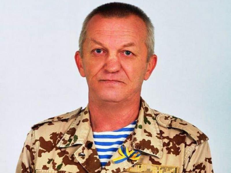Валентин Мельник