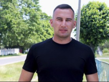 лісничий Володимир Левосюк