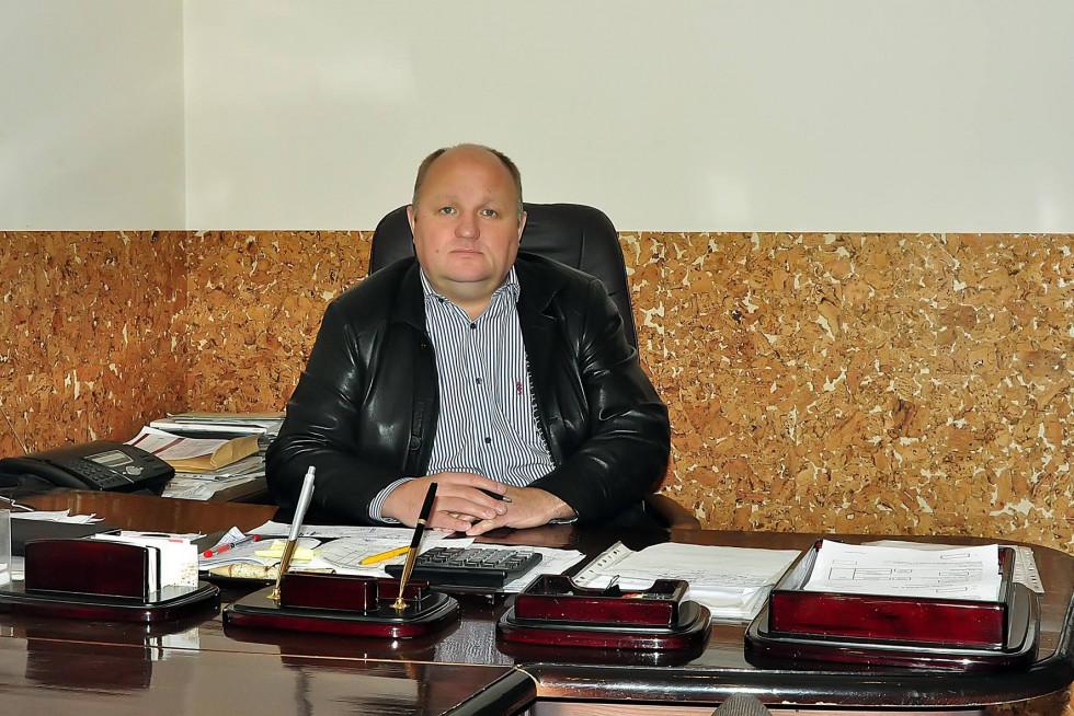 Депутат Волинської обласної ради, приватний підприємець Анатолій Бусько