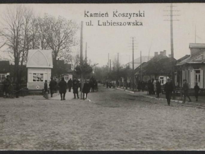 Камінь-Каширський початку ХХ ст.