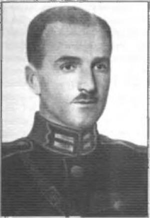 Підполковник Армії УНР Олександр Кузьмін
