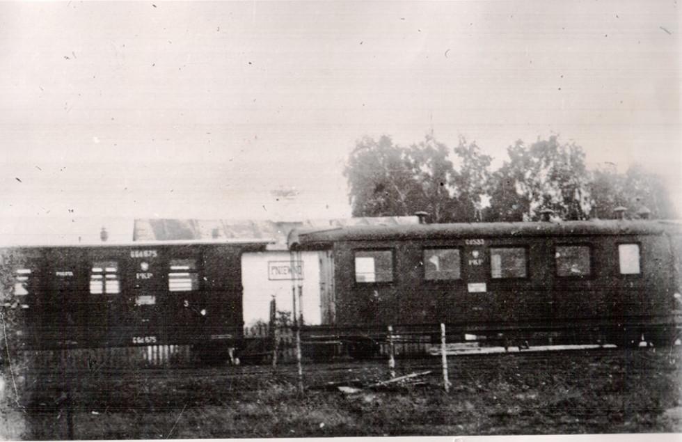 Станція Пнівне