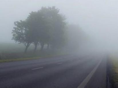 Водіїв попереджають про сильний туман