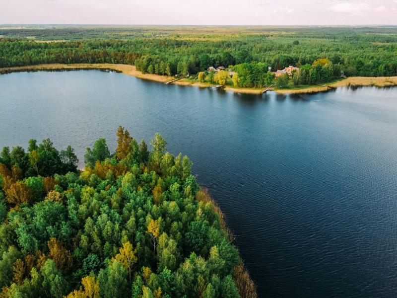 озеро добре