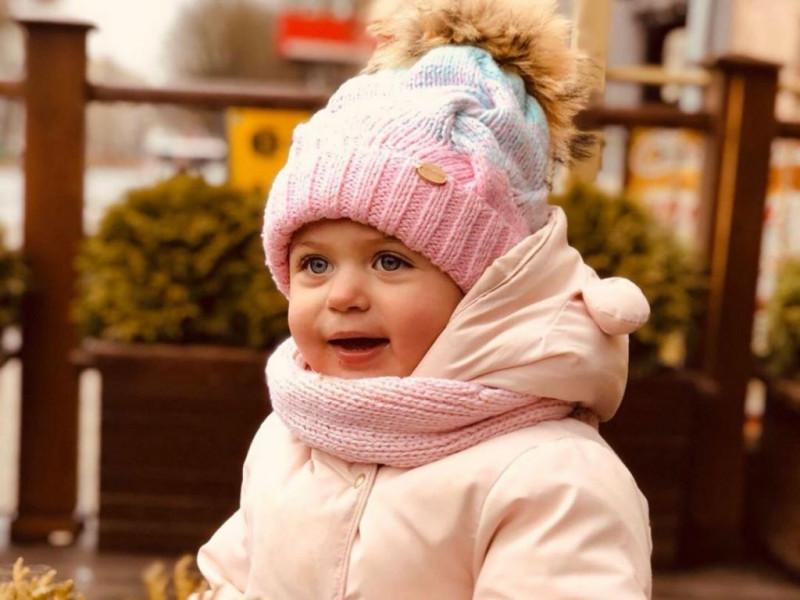 Онкохворій дворічній Домініці Плисюк з Володимира-Волинського потрібна допомога