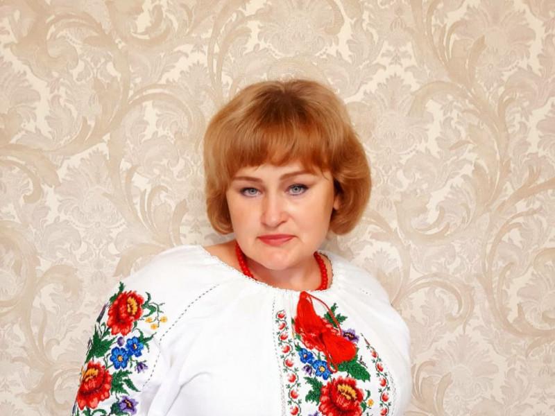 Марина Мартинюк