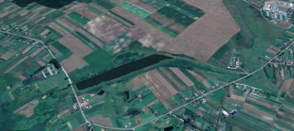 Знімок з Google Earth