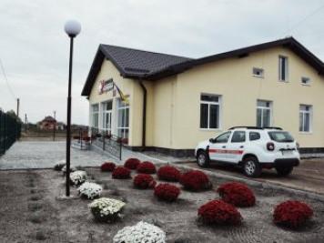 Амбулаторія в Седлищі