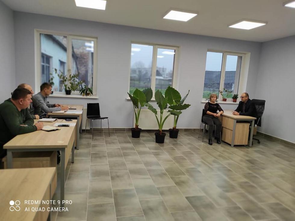 У Прилісненській ОТГ ділились досвідом з представниками Камінь-Каширщини