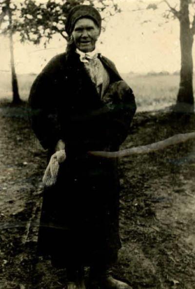 Волинська жінка