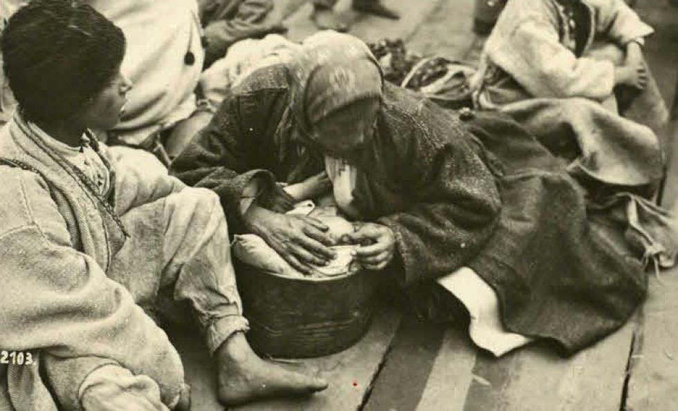Біженці в роки Першої світової війни на Волині