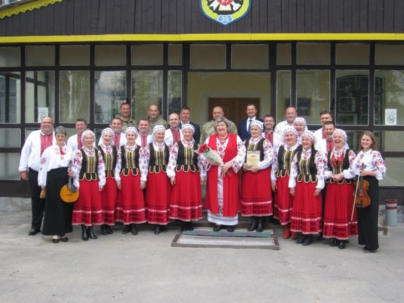 Народний аматорський ансамбль «Родовід»