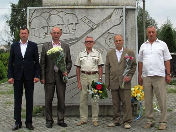 Камінь-Каширський: вшанували пам'ять загиблих під час Другої світової війни