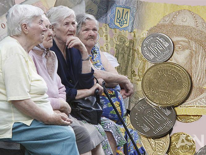 Жителям Камінь-Каширщини пенсії виплатили