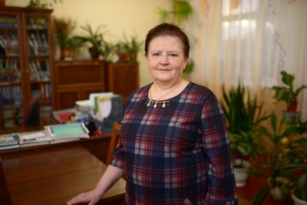 Галина Куницька 24роки очолювала школу №2 м. Каменя-Каширського