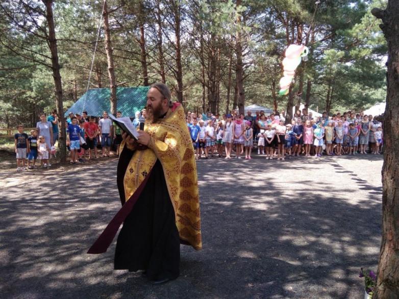 У Раків Лісі діє християнський табір «Стежинка Любові»