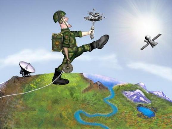 В Україні відзначають «День військ зв'язку»