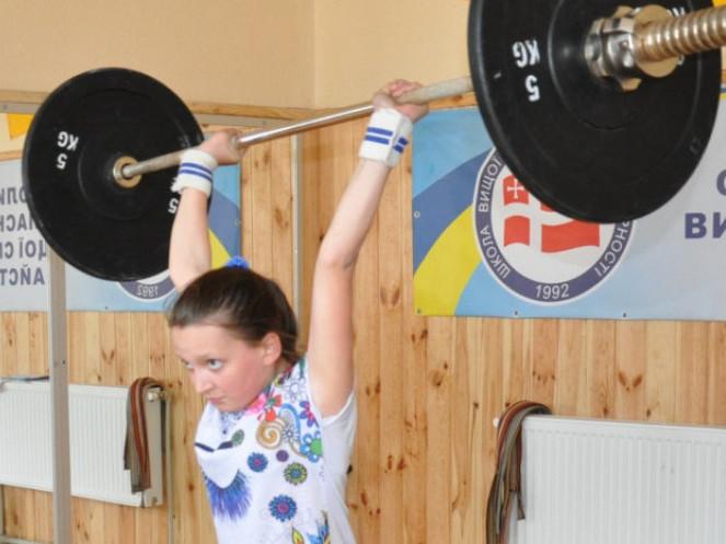 Юна спортсменка з Камінь-Каширщини представлятиме Україну на міжнародних змаганнях