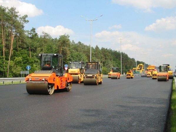Мільйони гривень виділили на будівництво доріг Камінь-Каширського району