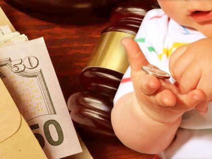Неплатникам аліментів, які мають заборгованість понад за 6 місяців, визначили нові способи притягнення до відповідальності