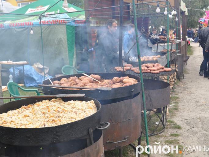 У Камені-Каширському святкуватимуть День міста