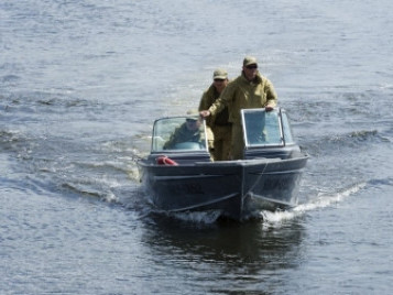 В Осівцях погрожували рибпатрулю