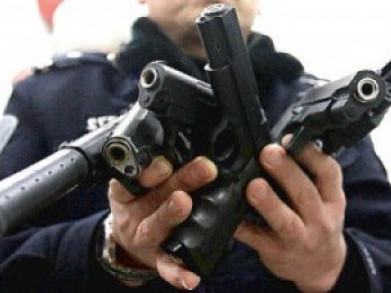 Волиняни здали до поліції незаконну зброю