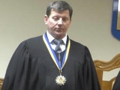 Суддя Петро Борсук, Фото: Волиньпост