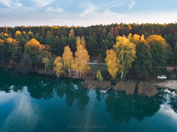 Осінь в об'єктиві: неймовірні світлини волинського фотографа