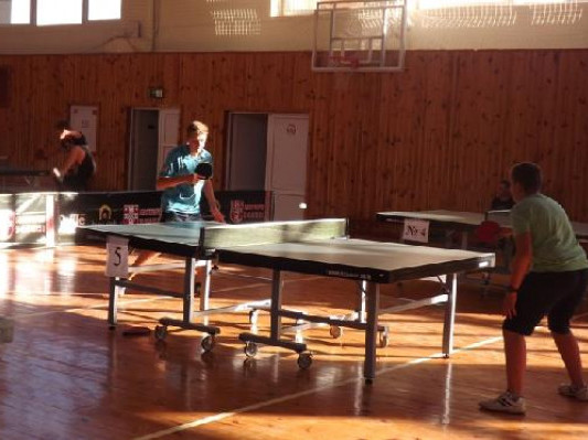 У Ковелі відбувся відкритий чемпіонат міста з настільного тенісу серед юнаків та дівчат