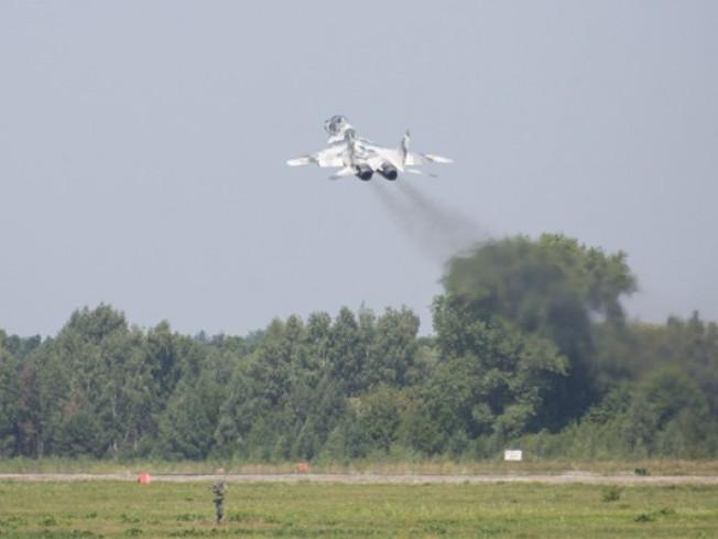 Увага! На Ковельщині перенесли авіаційні навчання