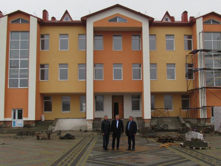 Школа в Осівцях виграла тендер на понад 47 мільйонів