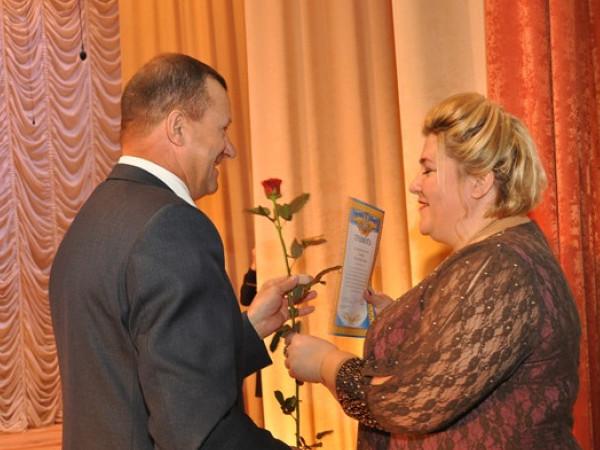Камінь-Каширський: з нагоди свята працівники галузі культури отримали почесні грамоти